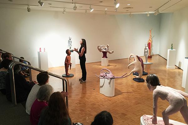Fundamental Filaments at Hartnett Gallery