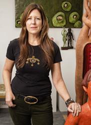 Judith Modrak studio 2015